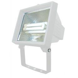 LANDLITE FL-F118-24W, 1X24W 118mm/R7s, reflector (CFLs included), white