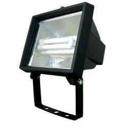 LANDLITE FL-F118-24W, 1X24W 118mm/R7s, reflector (CFLs included), black