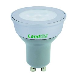 LANDLITE LED-GU10 3x1.0W warmwhite, LED lamp