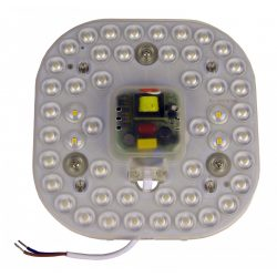 LANDLITE LED-MZ001-145B-18W, 3000K warm white, Replacement LED module lamp for wall and ceiling light