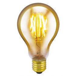 LANDLITE RUB-A75-4W/FLT E27, 1700K , decorative LED lamp