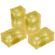 LANDLITE LED-G11-5X0.5W, yellow crystalbrick lamp KIT