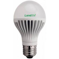 LANDLITE LED, E27, 5W, A60, 280lm, 3000K, pear shaped bulb (LDM-A60-5W)