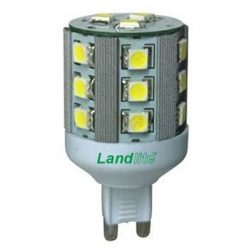 LANDLITE LED-G9-5W 230V warmwhite, LED lamp