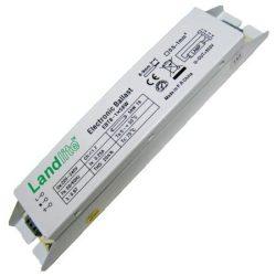 LANDLITE EBT8-158 electronic ballast for 1x58W T8 tube