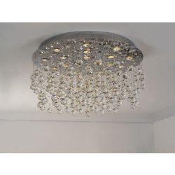 LANDLITE CANNES,MD51104-18B, 18XGU10 50W 230V, Crystal Lamp