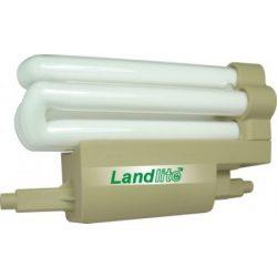 LANDLITE Energy saving, R7s, 118mm, 24W, 1450lm, 4000K, linestra lamp (F118-24W)