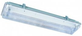 LANDLITE T8 tube, small size, CLF/S 2x58W T8, IP65, Waterproof lamp with electronic ballast