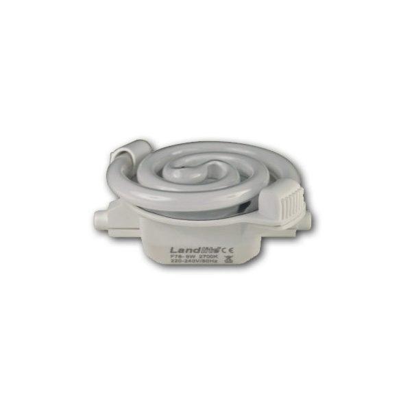 LANDLITE Energy saving, R7s, 78mm, 8W, 390lm, 2700K, linestra lamp (F78-8W)