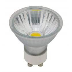 LANDLITE LED-GU10-4W/COB warmwhite glass, LED lamp