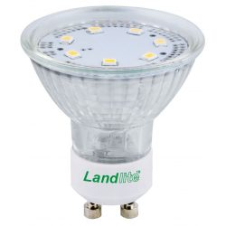 LANDLITE LED-GU10-4W/SMD 2800K  warmwhite LED lamp