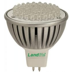 LANDLITE LED-MR16/21 4W, GU5.3 12V, warmwhite, LED lamp