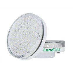 LANDLITE LED, GX53, 3W, 270lm, 3000K, lamp (LED-GX53-3W)