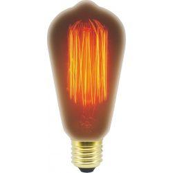 LANDLITE RUB-ST64-60W/19A E27 2100K, decorative filament lamp