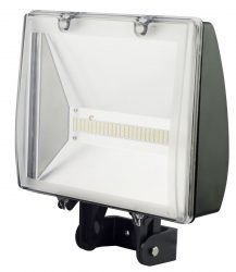 LANDLITE FFL/B-20W 4000K 1x20W, 2000 Lumen,  LED floodlight /reflector, dark grey