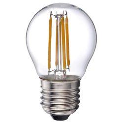 LANDLITE LED-G45-4W/FLT E27, 2700K, LED Filament Retrofit Lamp