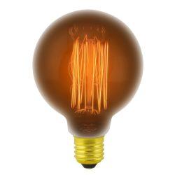 LANDLITE RUB-G95-60W/19A E27 2100K, decorative lamp
