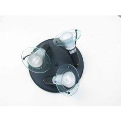 LANDLITE CLR-300 spot lamp R50 3xE14 40W 230V black