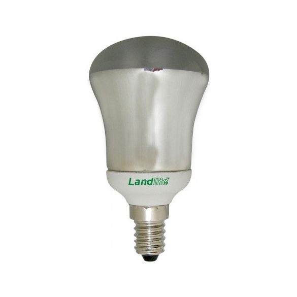 LANDLITE EIR/M-9W R50 E14 230V 2700K 10000 hour, reflector, CFL (energy saving lamp)