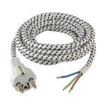 ANCO Vasaló kábel dugóval, 2m