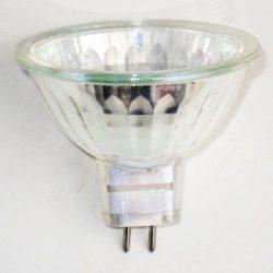 LANDLITE 12V halogen lamp, MR16 12V 35W FMW, opened