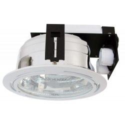 LANDLITE DL-518, 2x18W 230V G24q-2 recessed downlight