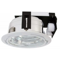 LANDLITE DL-518, 2x18W 230V G24q-2 recessed downlight