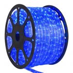 LANDLITE Q-Neon-50M-2R-12V/B, blue, 50 meter,2- wire, cuttable light tube