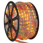 LANDLITE Q-Neon-50M-2R-12V/M, multicolor, 50 meter,2- wire, cuttable light tube