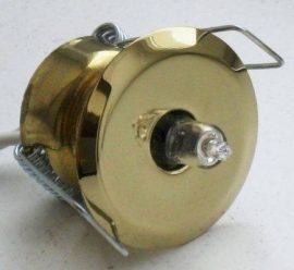 LANDLITE KIT-511-3, 3pcs JC-20W G4 12V halogen lamp, fix design, \