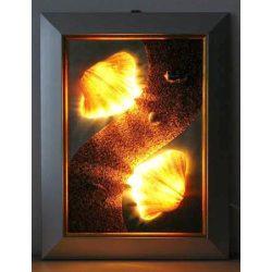 LANDLITE SHELL LIGHT-001, 2xG9 230V 25W, shell lamp
