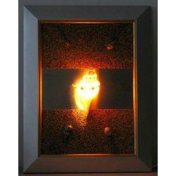LANDLITE SHELL LIGHT-004, 1xG9 230V 25W, shell lamp
