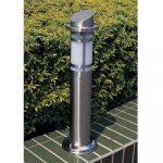 LANDLITE ODL-07 Steel garden lights 1xE27-15W max.