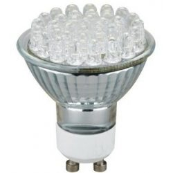 LANDLITE LED-GU10/36 2W 230V warmwhite, LED Lamp
