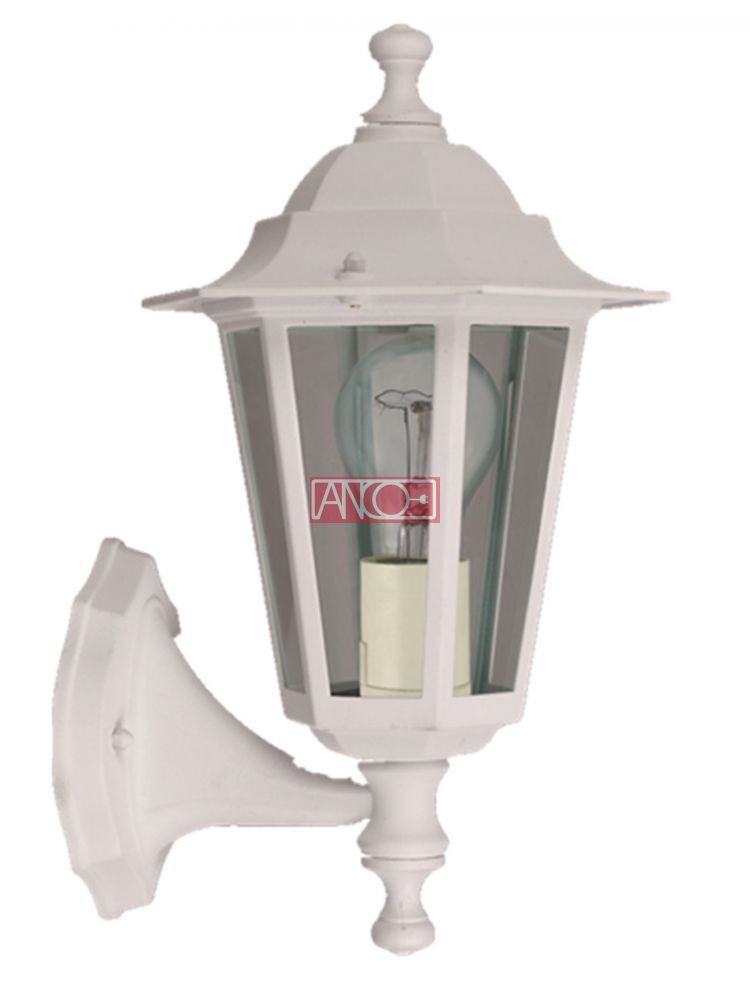 Anco Dortmund Wall Lamp White Welcome To The Landlite