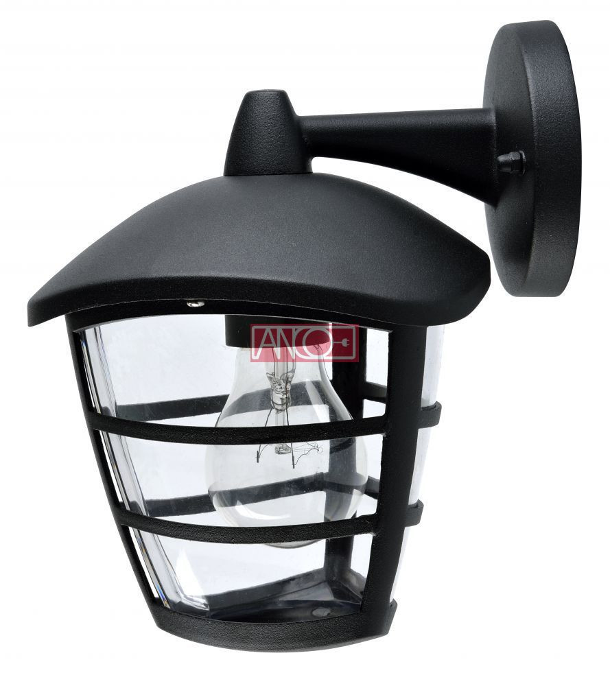 ANCO Cologne outdoor wall lamp, upside down - Welcome to the Landlite Webshop : : Here you can ...