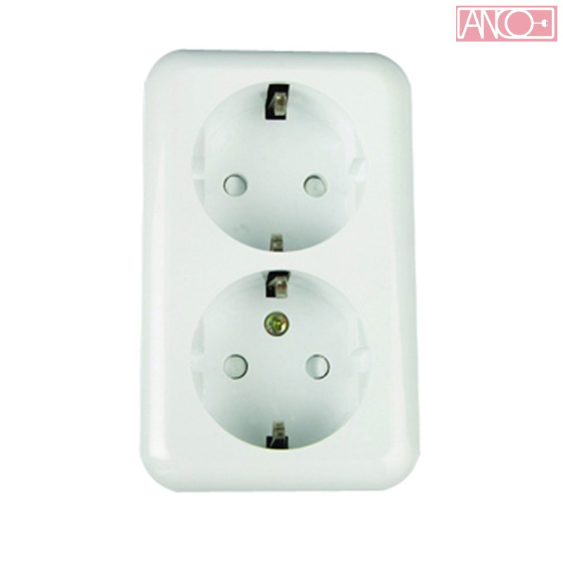 Anco Austin Double Grounding Socket Welcome To The