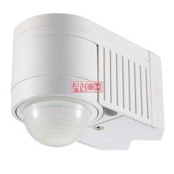 ANCO IR wall motion detector 360º, white