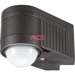 ANCO IR wall motion detector 360º, black