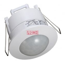 ANCO Build-in ceiling motion detector 360°