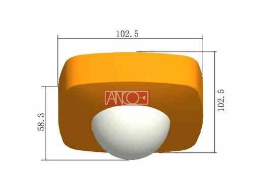 Anco Pir Ceiling Presence Sensor 360 176 White Welcome To
