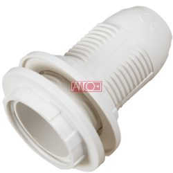 ANCO Fitting with ring E14, white
