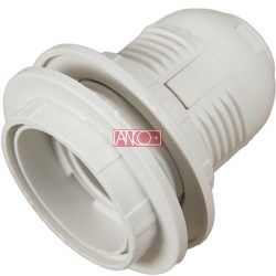 ANCO Fitting with 2 ring, E27, white