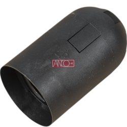 ANCO Fitting E27, black