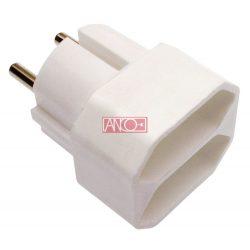 ANCO Euro adapter plug 2-way
