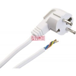 ANCO Cable with grounding plug , 3m