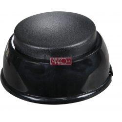 ANCO Foot switch-through, 250V, 2.5A, black