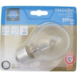 LANDLITE HSL-A55-40W, 230V halogen lamp DOMÉDIA E27 socket (dimmable!)