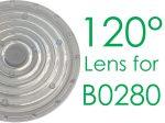 T6468/A0, 120° Lens for B0280 LED High Bay Light