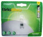 LANDLITE Bricélec G9-31W 230V ECO-halogen bulb with G9 socket